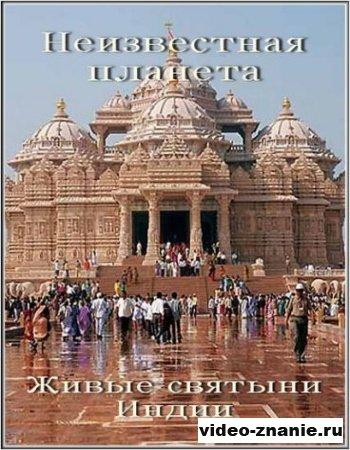 Неизвестная планета. Живые святыни Индии (2010)