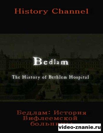 Бедлам. История Вифлеемской больницы (2009)