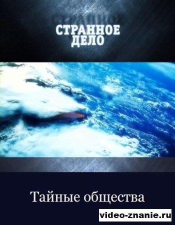 Странное дело. Тайные общества (2012)